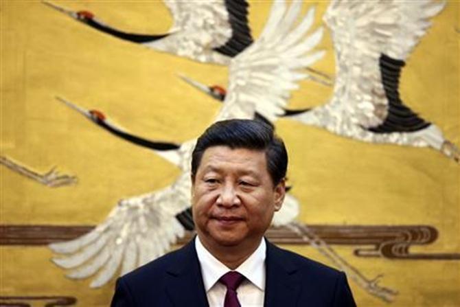 President Xi Jinping .