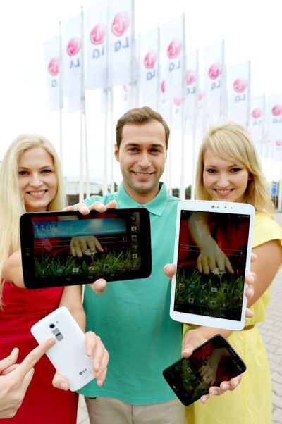 LG to launch 25 devices in India next year