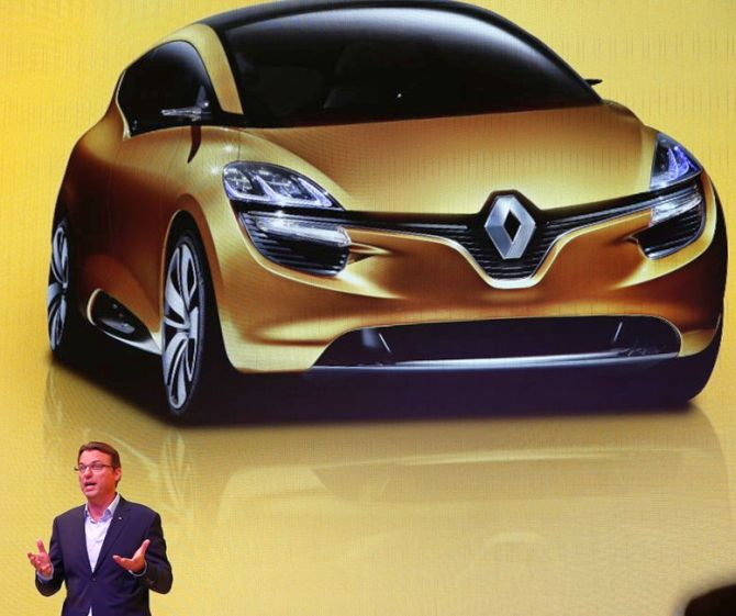 Renault keen on utility vehicle, small car segment in India
