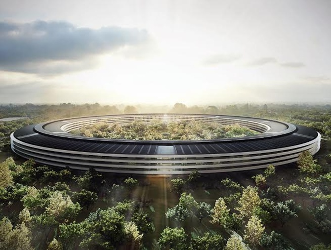 Apple's amazing 'spaceship campus' gets approval