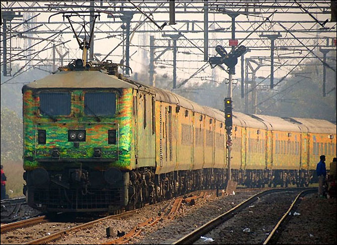 How Modi can build a world-class railway network in India