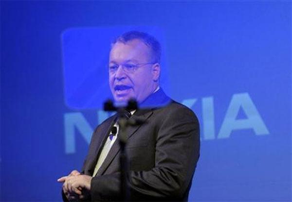 Ex-Nokia CEO Stephen Elop.