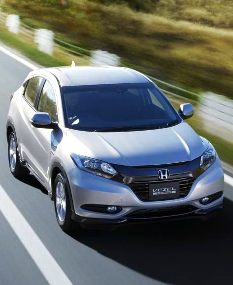 Honda Vezel: The gorgeous SUV to debut in India
