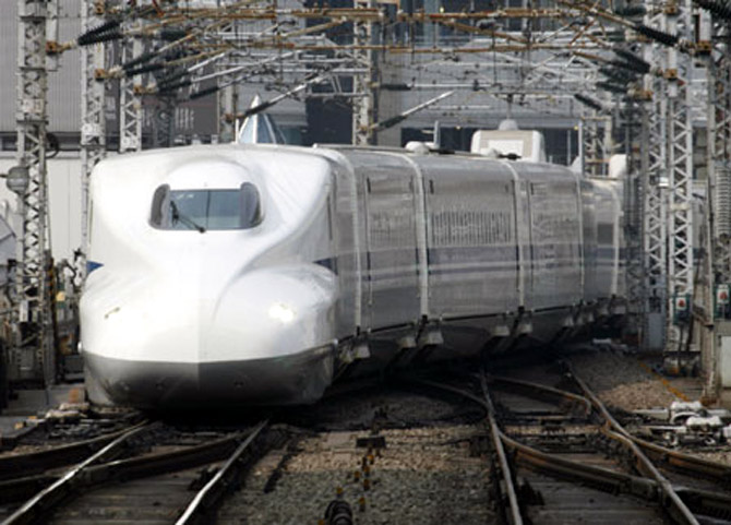 Japan's superfast trains will be able to touch 500km/hour