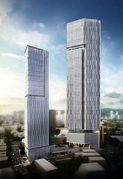 Buildings that will change India's skyline