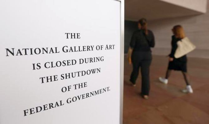 How the government shutdown affects the daily life