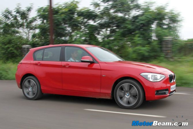 BMW 1-Series offer the best driving experience in its segment