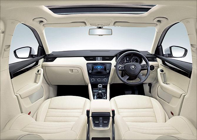Skoda launches Octavia sedan at Rs 13.95 lakh