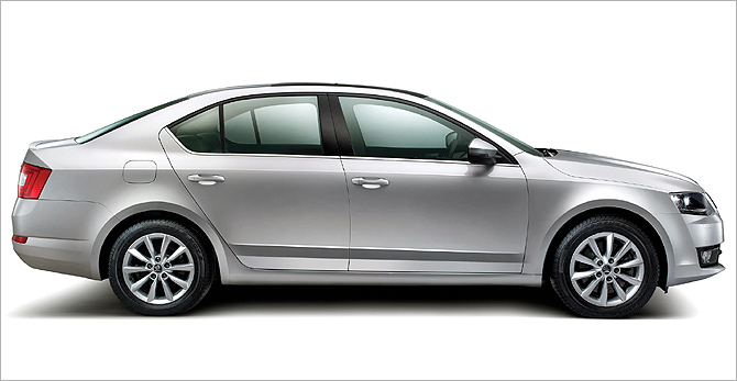 Skoda launches Octavia sedan at Rs 13.95 lakh