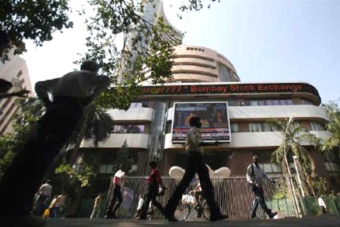 Sensex to hit 1,00,000-mark by 2020!
