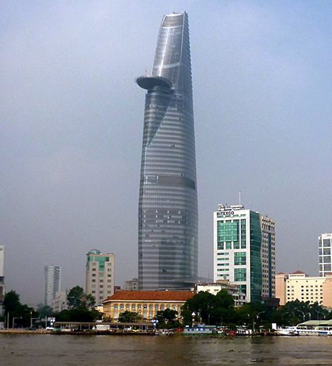 Most Iconic Buildings In The World Rediff Com Business