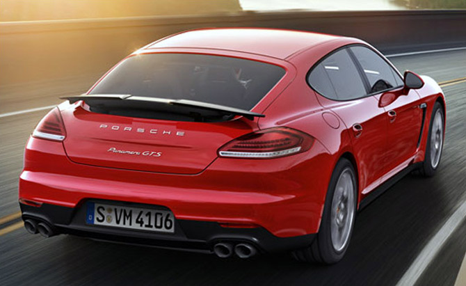 The Company Has Launched Five Variants Of The Second Generation Panamera, A  Four Seater Sports Car, For Sale In India, Porsche Said In A Statement.
