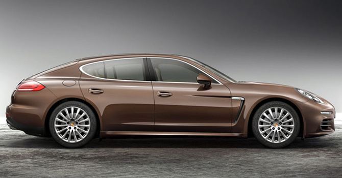 Porsche launches stunning Panamera at Rs 1.19 crore