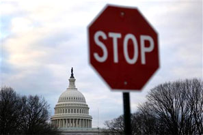 U.S. Capitol building in Washington. Photograph: Jonathan Ernst/Reuters