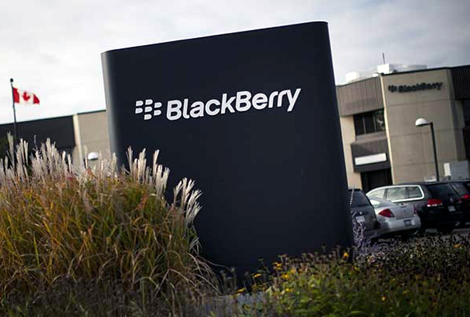 Will BlackBerry co-founders buy the company?