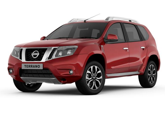 Nissan launches gorgeous Terrano SUV at Rs 9.58 lakh