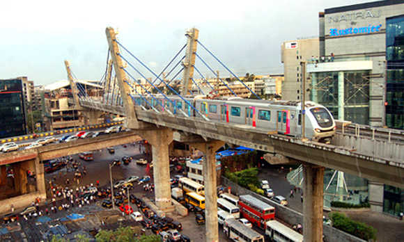 Mumbai's Rs 60,000 crore transport projects stuck in red tape