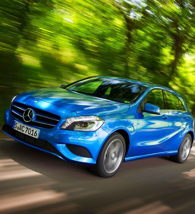 Battle of the luxury hatchbacks: BMW, Merc, Audi fight it out