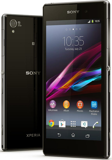 Stunning Sony Xperia Z1 set to impress you!