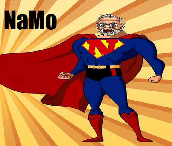 Now, NaMo on your dinner table!