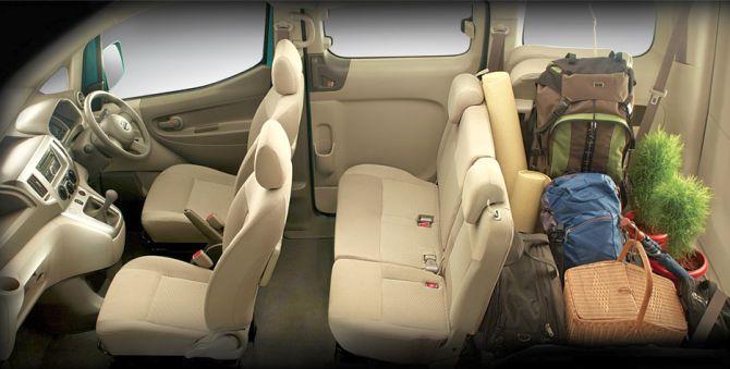 Nissan unveils refreshed Evalia; starts at Rs 8.78 lakh
