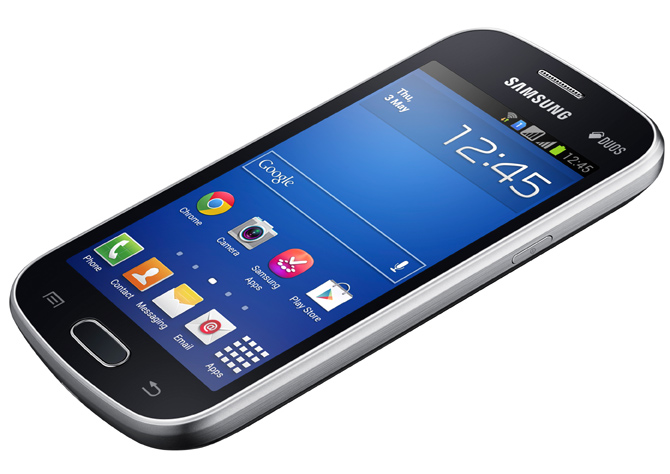 Samsung launches two smartphones priced under Rs 8,500