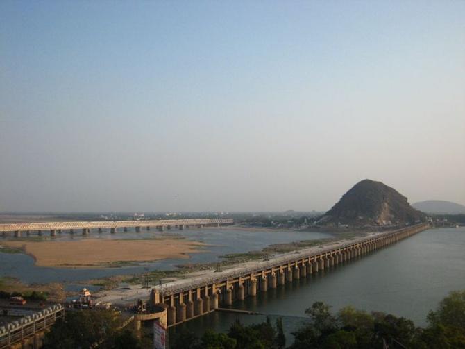 Prakasham Barrage