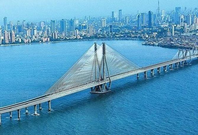 RajivGandhiSea Link/Bandra-Worli Sea Link