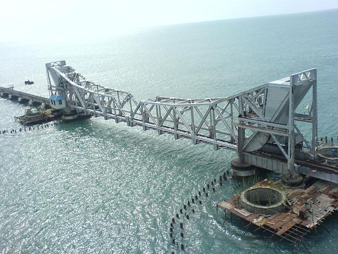 Annai Indira Gandhi Bridge