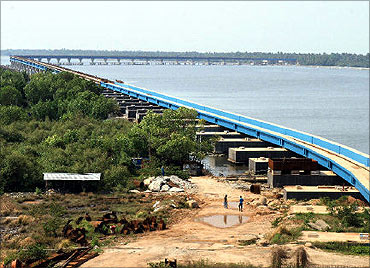 A tour across India's amazing bridges