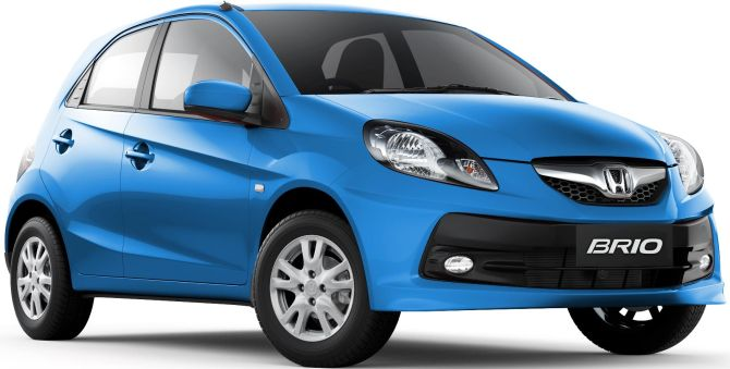 The Space Has Been Dug Below Honda Brio Hatch To Accommodate This New Small Car Which Will Be Priced Between Rs 300000