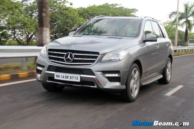 Mercedes M-Class: The best luxury SUV in its class