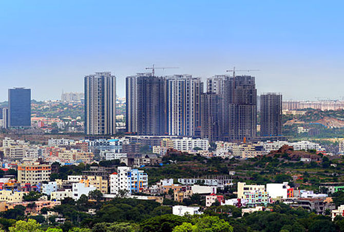 Hyderabad is one of the expensive cities in India.