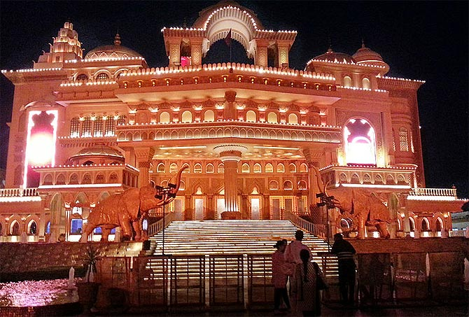 Kingdom of Dreams auditorium, Gurgaon.