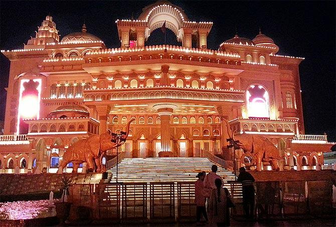 Kingdom of Dreams auditorium, Gurgaon.