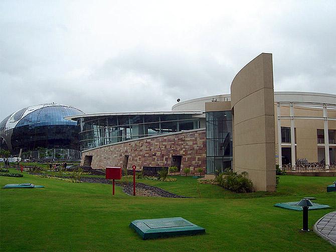 Infosys Pune Campus