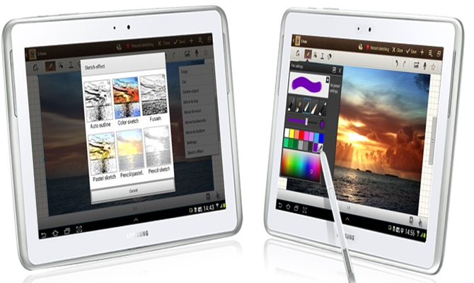 Samsung unveils the new Galaxy Note 10.1 in India