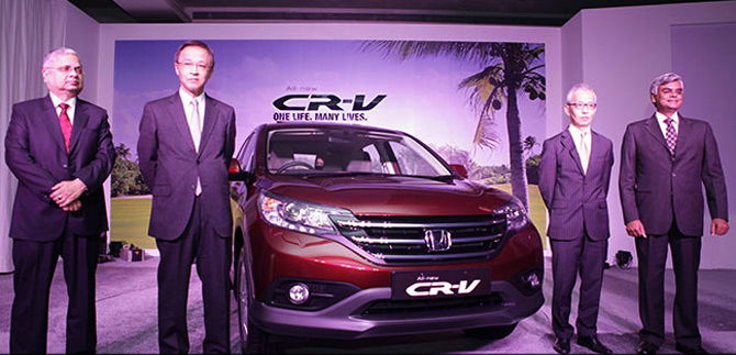 The man behind Honda's success in India