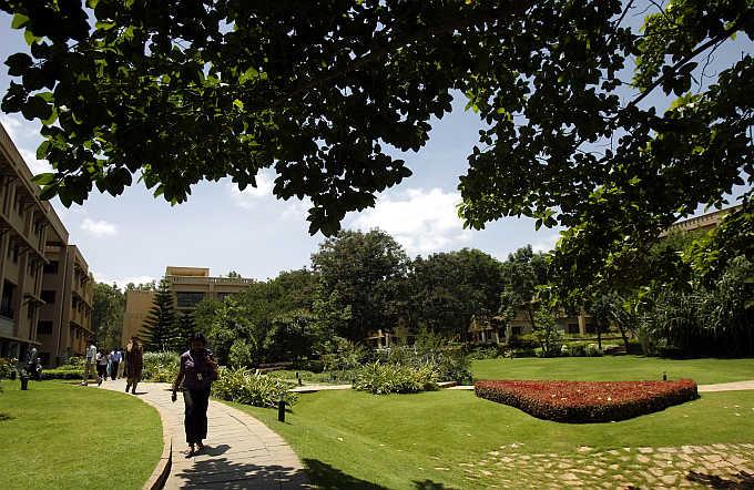 Wipro campus in Bangalore.