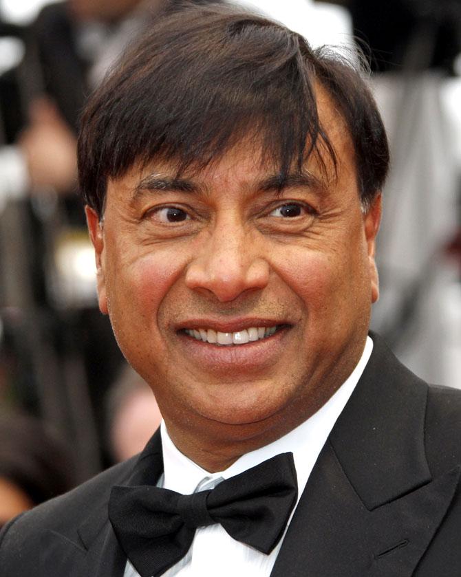 L N Mittal