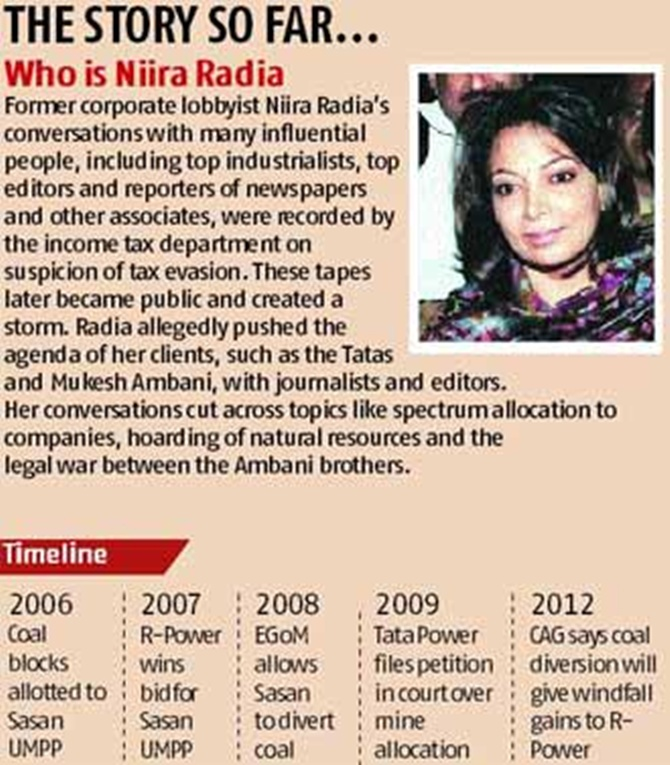 Radia tapes leaked due to corporate rivalry: Tata to SC