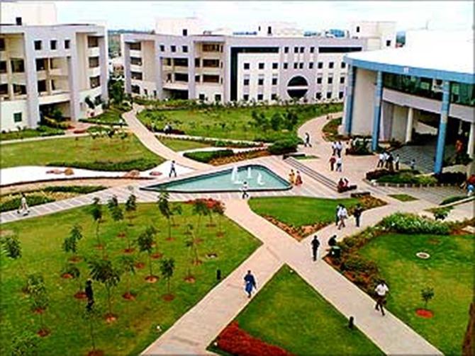 Wipro Campus.
