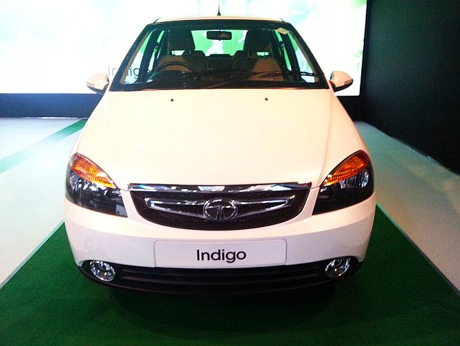 Tata Indigo CNG variant to hit the road in Nov