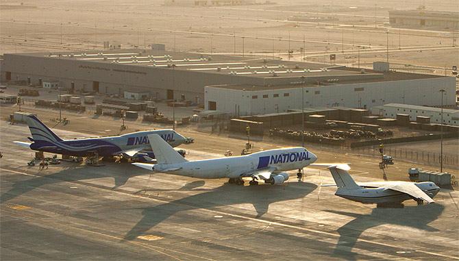 Dubai's new international airport opens for passengers