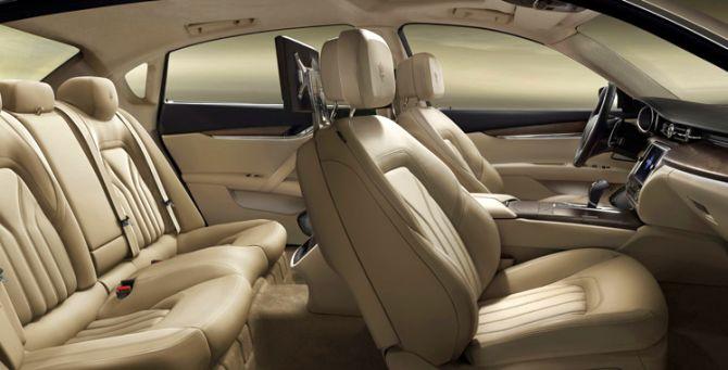 Maserati Quattroporte: The best of Italian luxury on wheels