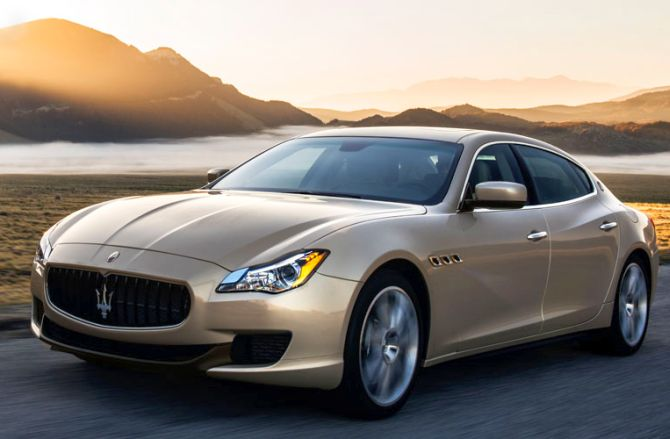 Maserati Quattroporte: The best of Italian luxury on wheels
