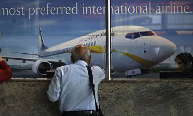 Jet Airways bets on business class again