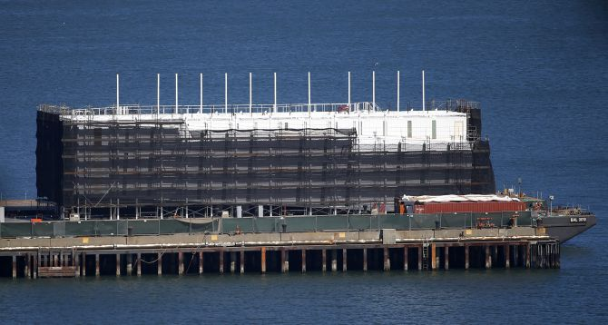 Google takes secrecy to new heights with its mystery boat