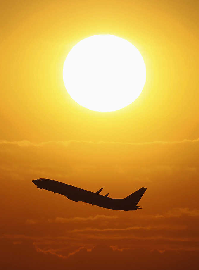 Aviation sector has been witnessing a boom i