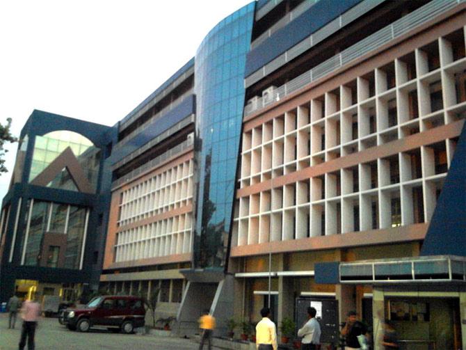 Xavier Institute of Social Service.